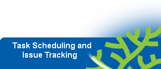 Task Scheduling and Issue Tracking